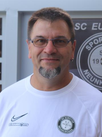 Andreas Wetzstein : Torwarttrainer