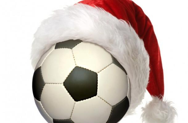 Il calcio a Natale
