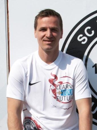 Jürgen Röcher : Spielertrainer
