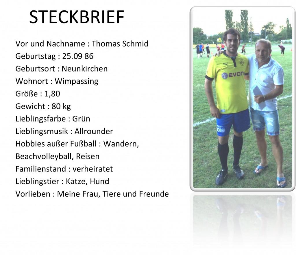 Steckbrief