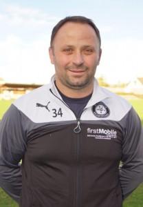 Trainer Josef Tomaj
