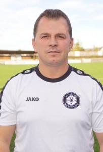 Trainer Leon Balaj