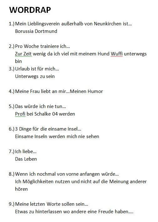 Wordrap Christoph